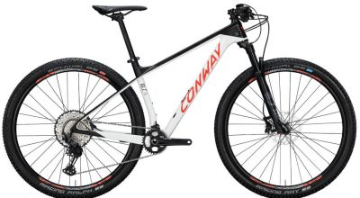 Conway RLC 6 Mountainbike Weiss/Schwarz
