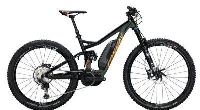 ewme 827, army/orange, mountainbike